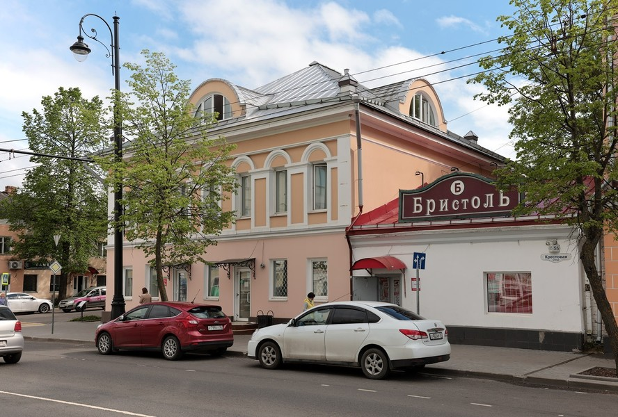 Рыбинск. Красивый старинный город на Волге
