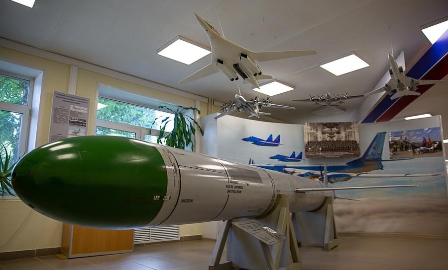 Музей крылатых ракет в подмосковной Дубне