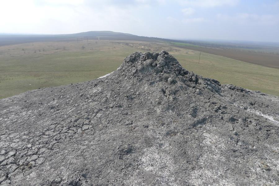 Грязевой вулкан Ахтанизовский, Краснодарский край