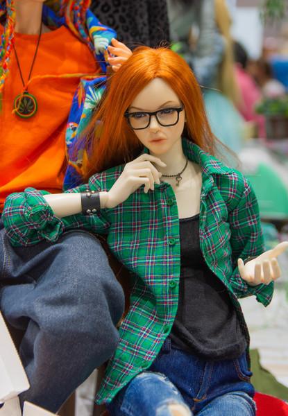 Доллскар 2021 — выставка шарнирных кукол