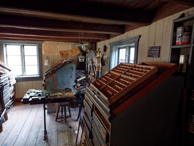 Музей ремесла Луостаринмяки