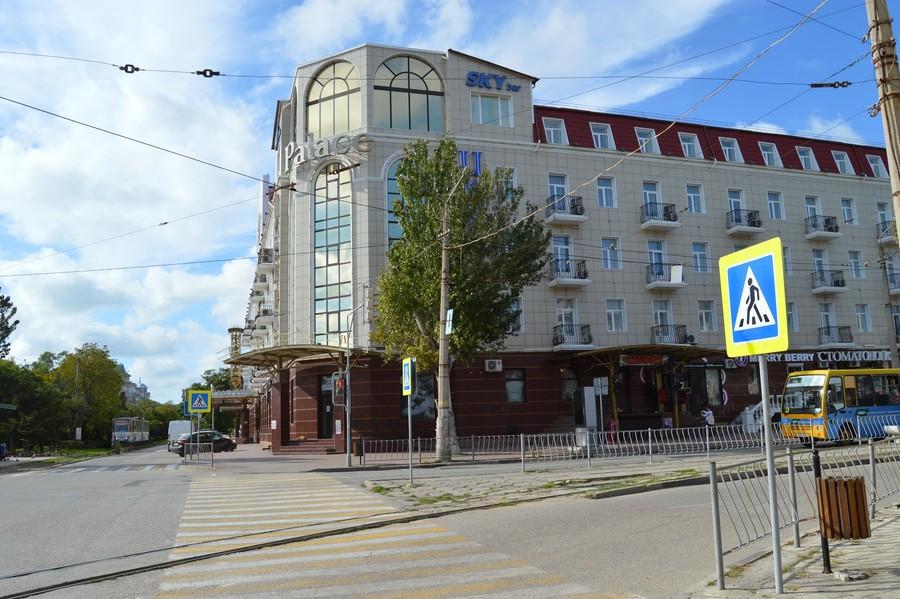Город-курорт Евпатория