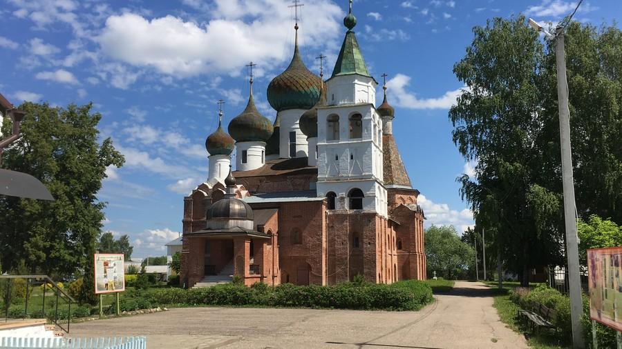 Авраамиев монастырь. Ростов Великий