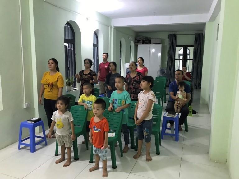 Tại Đông La (hội thánh Thanh Xuân