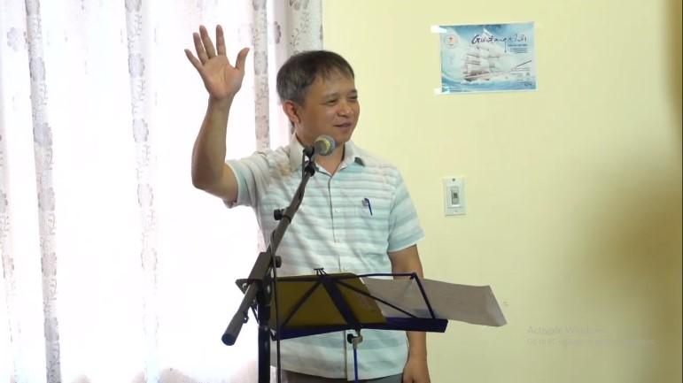 Lời CHÚA qua Trưởng Lão Chu Minh Sơn