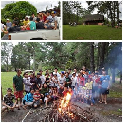 Tin tức trại thiếu niên Chiangmai 2016