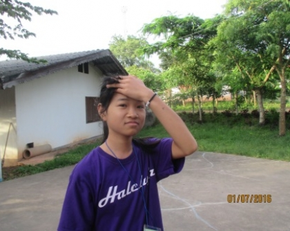 Bản thu hoạch trại thiếu niên Chiangmai 2016