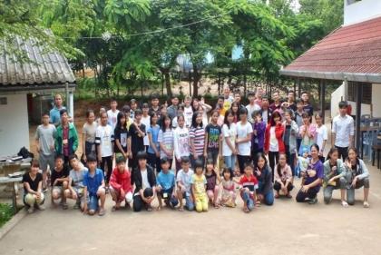 Tin tức Trại thiếu niên Chiangmai 2018