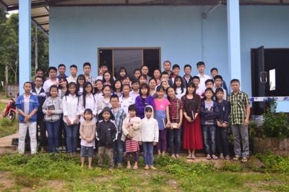 Trại thiếu niên Chiangmai 2017