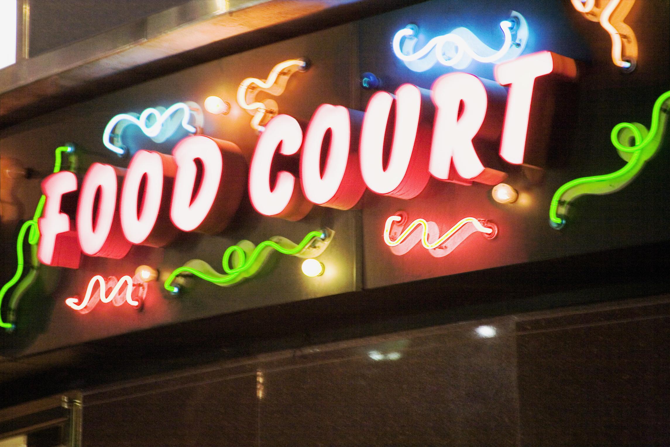 Peachtree Center Food Court List