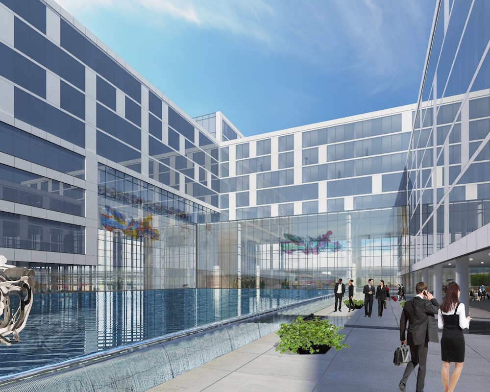 Plans Finalized For $350MM Atlanta Airport Mixed-Use ...