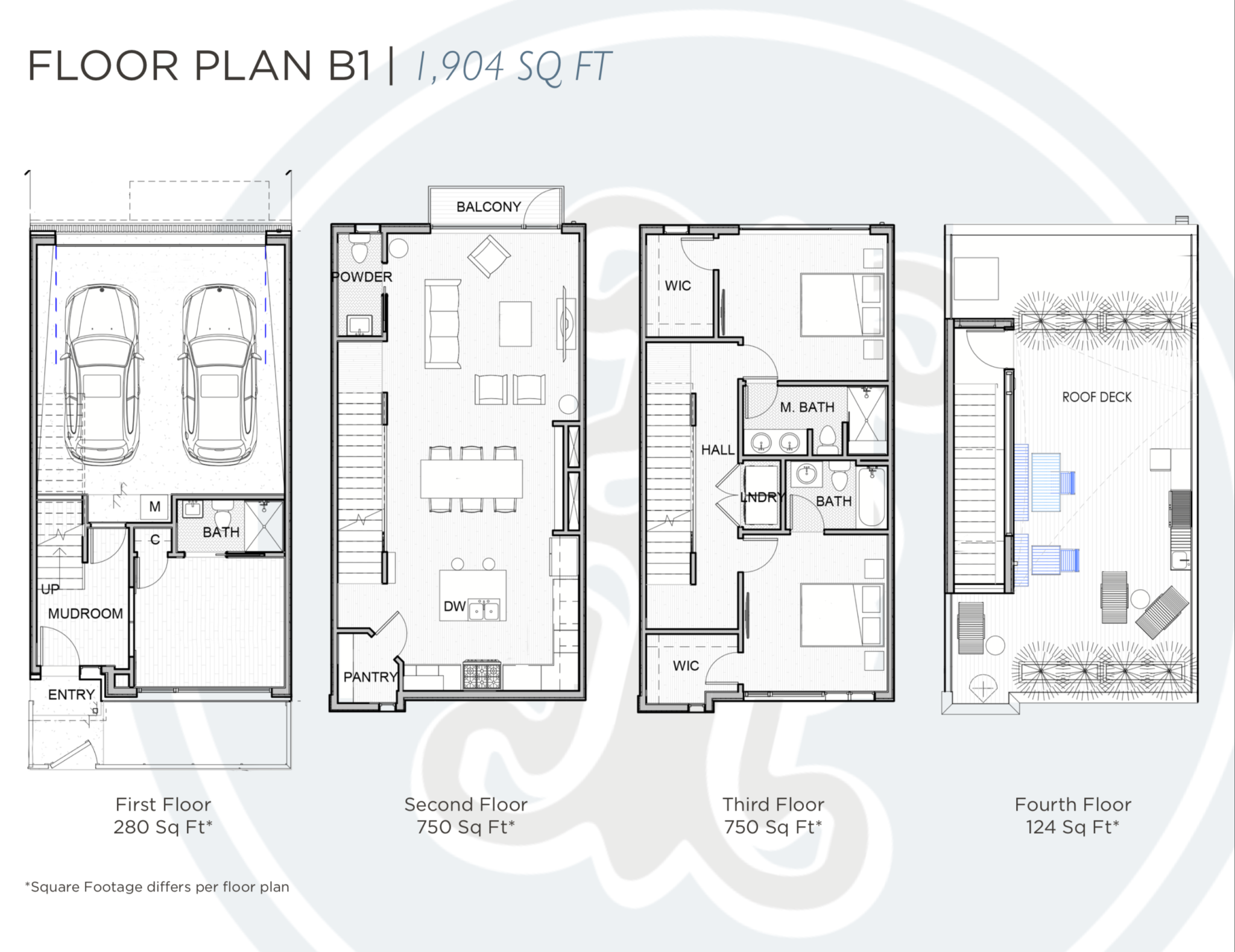 Ironside - Floor plan 1