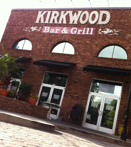 kirkwood bar and grill has 'officially' closed what now