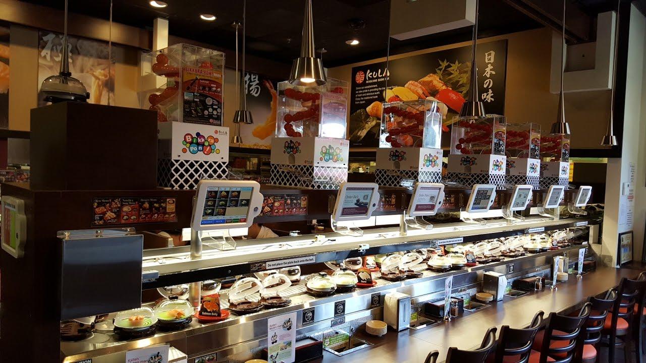Kula Revolving Sushi Bar - Doraville