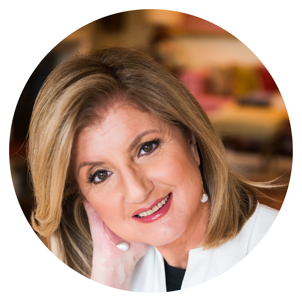 Arianna Huffington, Speaker at Women Impact Tech