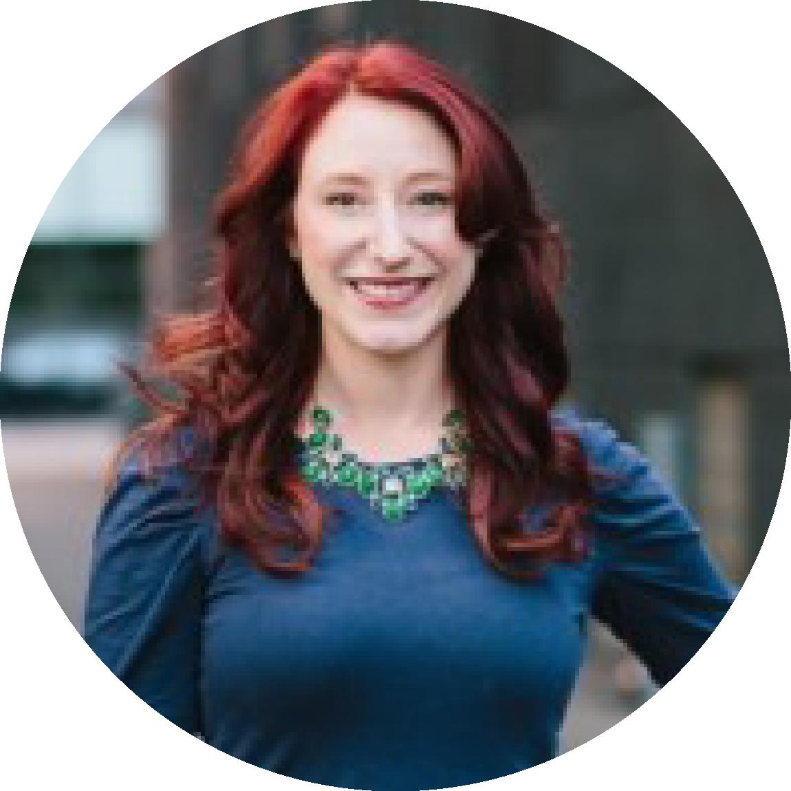 Jen Paxton, Speaker at Women Impact Tech