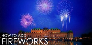 Add-Fireworks-to-Image-Photoshop-Tutorial-Photoshopdesire.com