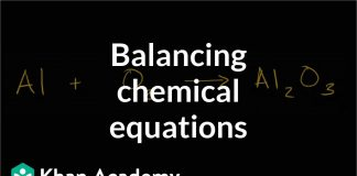 Balancing-chemical-equations-Chemical-reactions-and-stoichiometry-Chemistry-Khan-Academy
