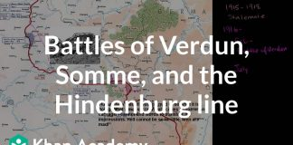 Battles-of-Verdun-Somme-and-the-Hindenburg-Line-The-20th-century-World-history-Khan-Academy