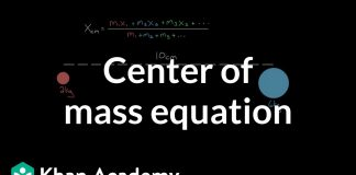 Center-of-mass-equation-Impacts-and-linear-momentum-Physics-Khan-Academy