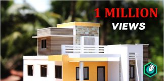 25X40-SMALL-RESIDENTIAL-BUILDING-2BHK-North-facing