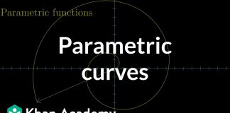 Parametric-curves-Multivariable-calculus-Khan-Academy
