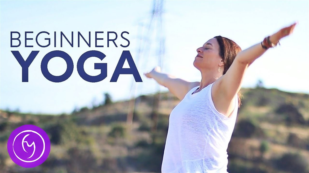 20 Minute Beginners Yoga Class Easy Yoga Poses For Flexibility Fightmaster Yoga Videos Youaccel Media Thousands Of Educational Videos On Various Topics