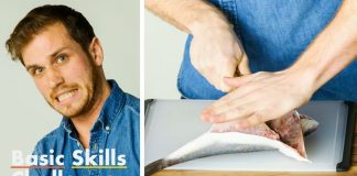 50-People-Try-to-Fillet-a-Fish-Basic-Skills-Challenge-Epicurious