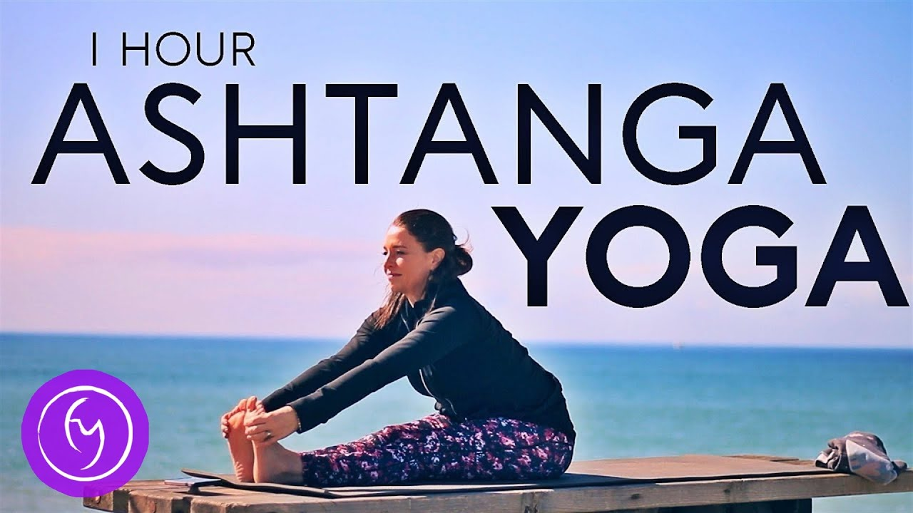 1 Hour Ashtanga Yoga (inspired) | Fightmaster Yoga Videos