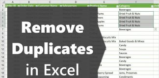 2-Ways-to-Remove-Duplicates-to-Create-List-of-Unique-Values-in-Excel