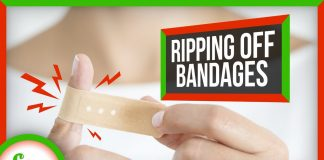 Does-Ripping-Off-a-Bandage-Hurt-Less