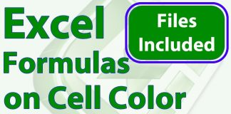 Excel-Formulas-Based-on-Cell-Color-Files-Included