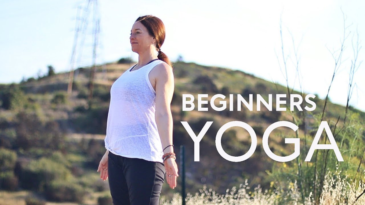 20 Minute Beginners Yoga (for Flexibility and Relaxation