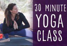Power Yoga Challenge: Bird of Paradise Tutorial with Julia