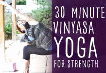 30-Minute-Yoga-for-Strength-Vinyasa-Flow-Fightmaster-Yoga-Videos