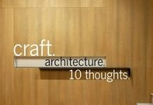 Craft.-Architecture.-10-Thoughts