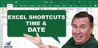 Excel-Shortcuts-Time-amp-Date-Podcast-2121