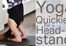 10-Minute-Yoga-Quickie-Workout-Vinyasa-Headstand-Fightmaster-Yoga-Videos