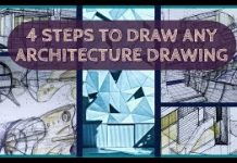 Architecture-Sketching-Tips-4-Steps-To-Draw-Any-Drawing-Master-The-Architectural-Drawing-Formula