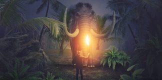 Elephant-Photoshop-Manipulation-Tutorial-And-Digital-Art