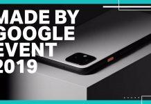 Made-By-Google-2019-Event-Recap