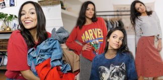 THRIFT-WITH-ME-FOR-FALL-2019-Haul-Try-on-aka-me-trying-to-model