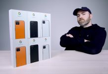 Unboxing-Every-Google-Pixel-4