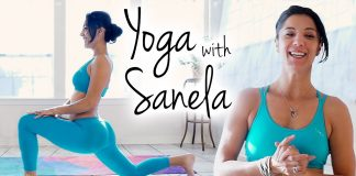 Yoga-Workout-to-Sculpt-amp-Tone-Glute-Lift-Slim-Thighs-Lean-Legs-Beginners-Home-Routine-20-Minute