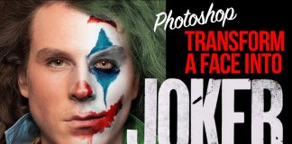 Photoshop-How-to-Transform-a-Face-into-JOKER-from-the-2019-Movie