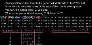 Random-numbers-for-experimental-probability-Probability-AP-Statistics-Khan-Academy