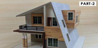 MODERN-BUILDING-DESIGN-PART-2-26x36-Building-MODEL-MAKING