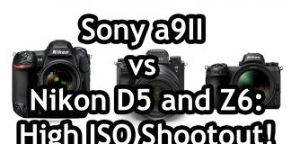 Sony-a9ii-vs-Nikon-D5-and-Z6-High-ISO-Shootout
