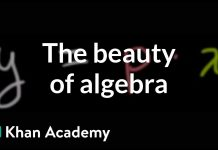 The-beauty-of-algebra-Introduction-to-algebra-Algebra-I-Khan-Academy