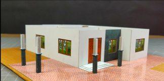 32x40-MODERN-RESIDENTIAL-BUILDING-Model-making